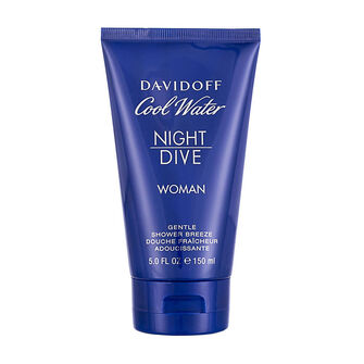 Davidoff Cool Water Night Dive Woman Shower Gel 150ml, , large