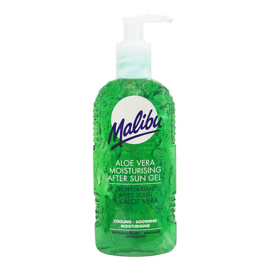 Malibu Aloe Vera Moisturising After Sun Gel 200ml, , large