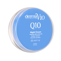 DermaV10 Q10 Night Cream 50ml, , large