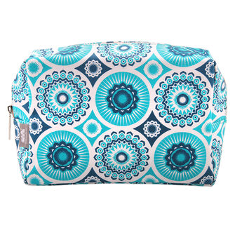 Mini Moderns Wash Bag Medium Darjeeling, , large