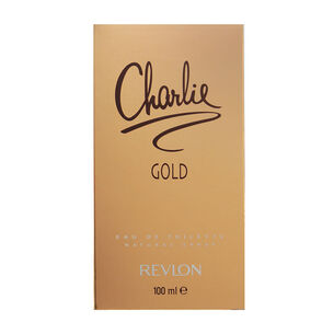Revlon Charlie Gold Eau de Toilette Spray 100ml, , large