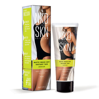 NKD SKN Instant Matte Wash Off Medium Lotion 100ml, , large