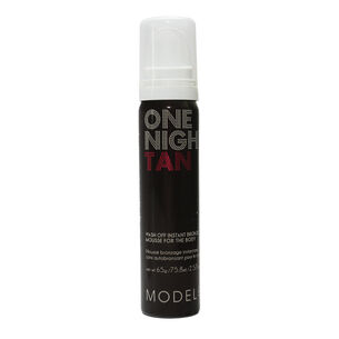 Model Co One Night Tan Wash Off Instant Bronze Mousse, , large