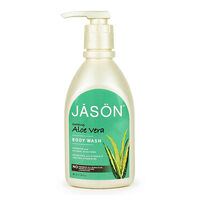 Jason Aloe Vera Soothing Body Wash With Pump 887ml, , large
