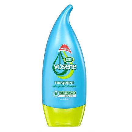 Vosene Frequent Anti Dandruff Shampoo 250ml, , large