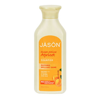 Jason Super Shine Apricot Shampoo 473ml, , large