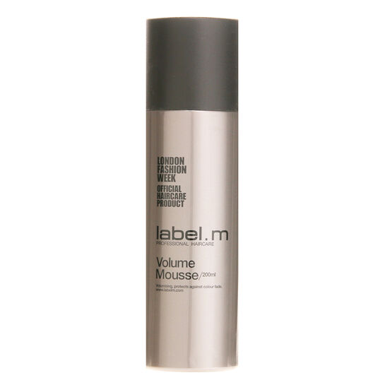 Label M Volume Mousse 200ml, , large