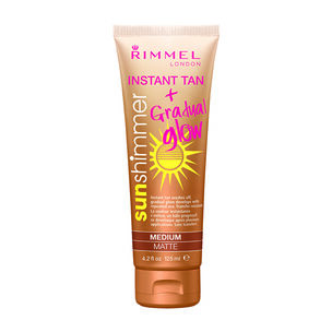 Rimmel Sunshimmer Instant Tan and  Gradual Glow 125ml, , large