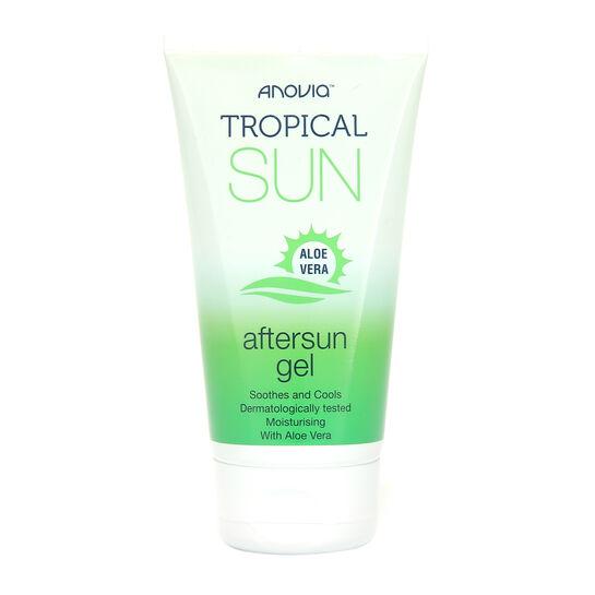 Anovia Tropical Sun Aftersun Gel 150ml, , large