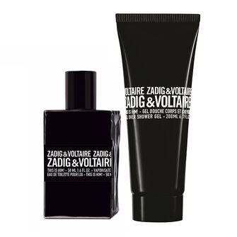 Zadig & Voltaire This is Him! Eau deToilette Spray 50ml + FG, , large