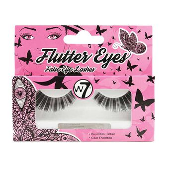 W7 Flutter Eyes False Eye Lashes 04, , large