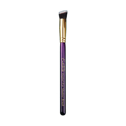 Royal Purple Enhance Angled Eyeshadow Brush, , large