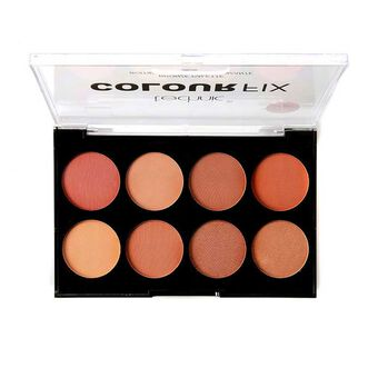 Technic Colour Fix Contour Pallette Bronze, , large