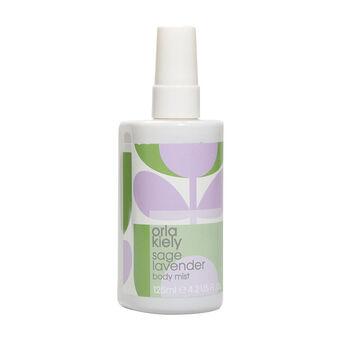 Orla Kiely Sage Lavender Body Mist 125ml, , large