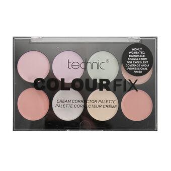 Technic Colour Fix Cream Corrector Palette 28g, , large