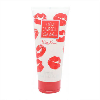 Naomi Campbell Cat Deluxe With Kisses Shower Gel 200ml, , large