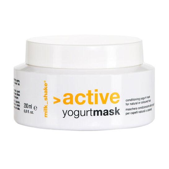 Milkshake Active Yogurt Mask 200ml, , large