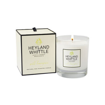 Heyland & Whittle Wild Lemongrass Candle In A Glass 230g, , large