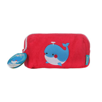Bath Time Adventures Whale Wash Bag, , large