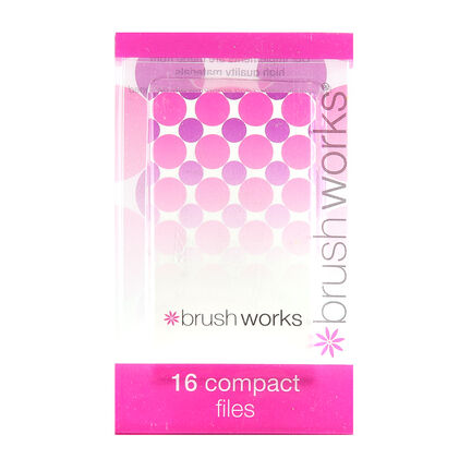 Brush Works Compact Files, , large