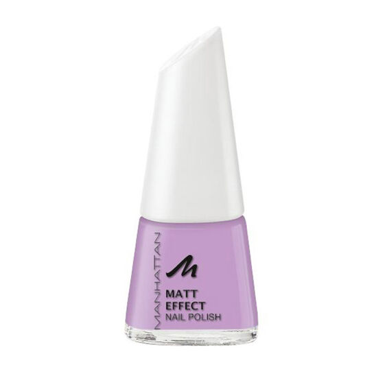 Manhattan Matt Effect Nail Polish, , large