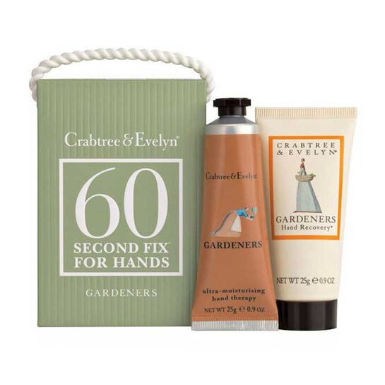 Crabtree & Evelyn Gardners 60 Second Fix Kit for Hands Mini, , large