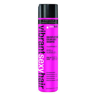 Sexy Hair Vibrant Color Lock Shampoo 300ml, , large