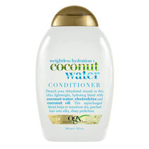 Organix Weightless Hydration Coconut Water Conditioner 385ml, , large