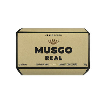 Musgo Real Soap on a Rope No.2 Oak Moss 190g, , large