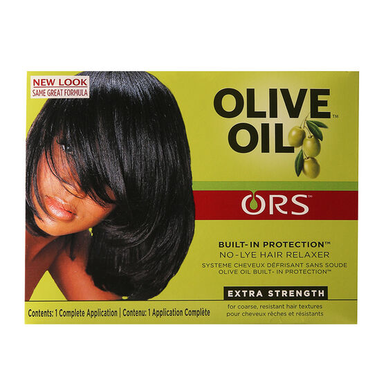 ORS Olive Oil Relaxer Built In Protection Extra stregnth, , large