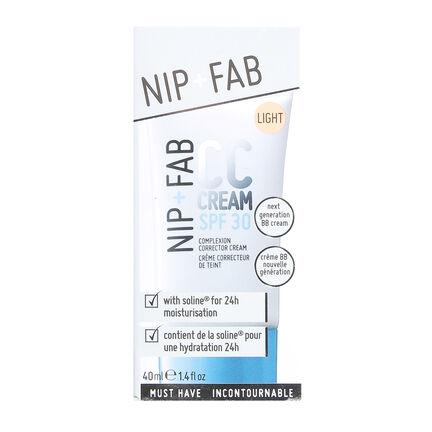 Nip + Fab Complex Correction Cream SPF30 40ml, , large