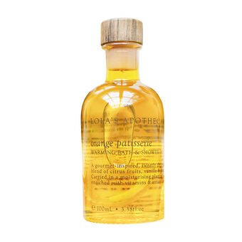 Lola's Apothecary Patisserie Warming Bath & Shower Oil 100ml, , large