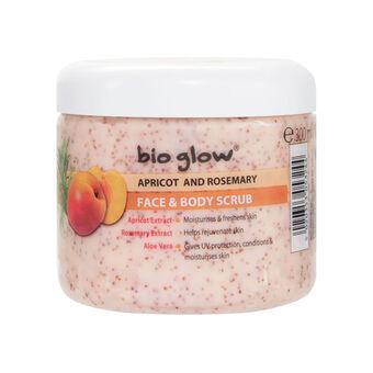 Bio Glow Apricot And Rosemary Face Scrub  300ml, , large
