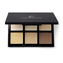 High Definition Beauty Powder Foundation Pro Palette, , large