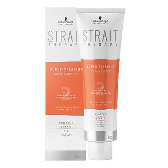 Schwarzkopf Strait Therapy Straightening Cream (2) 300ml, , large