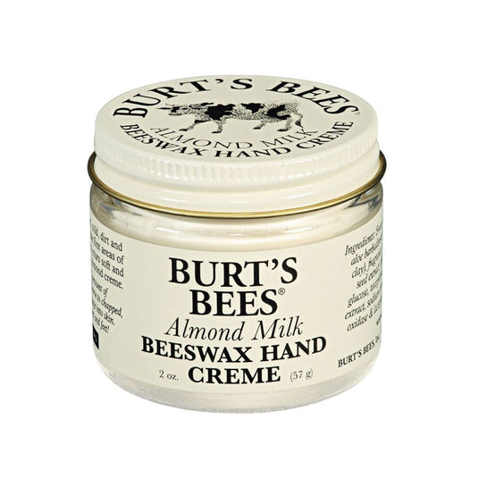 Burt's Bees Almond Milk Beeswax Hand Cream 57g, , large