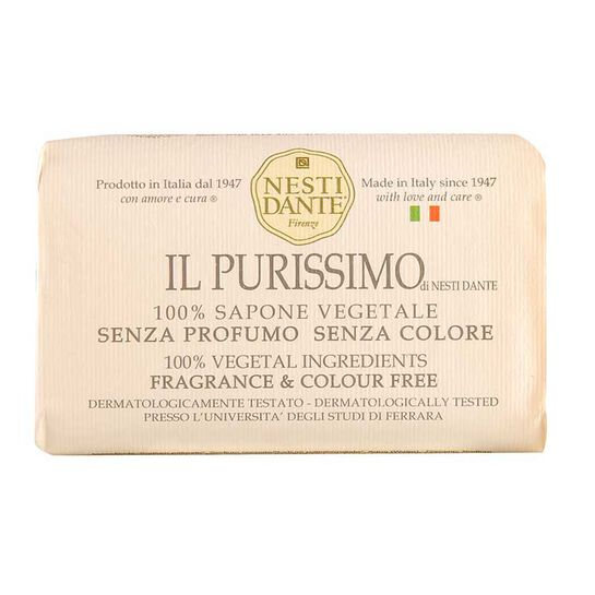 Nesti Dante Il Purissimo Fragrance & Colour Free 150g, , large