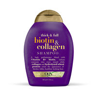 Organix Thick & Full Biotin & Collagen Shampoo 385ml, , large