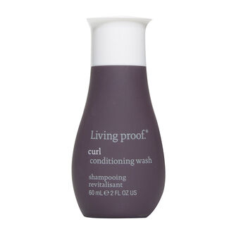 Living Proof Curl Conditioning Wash 60ml, , large