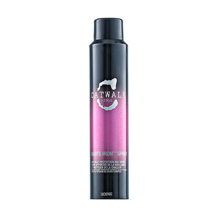 Tigi Catwalk Heat Protection and Shine Haute Iron Spray 200m, , large