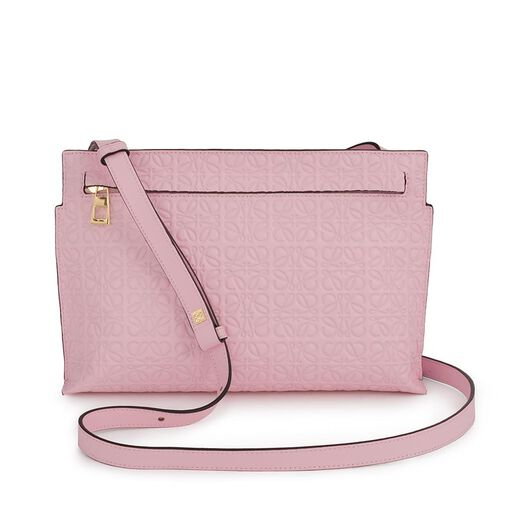 LOEWE T Mini Bag Rosa Suave all