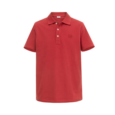 Short Sleeve Anagram Polo