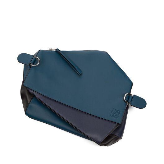 LOEWE Bolso Puzzle Xl Indigo/Azul Marino/Negro all