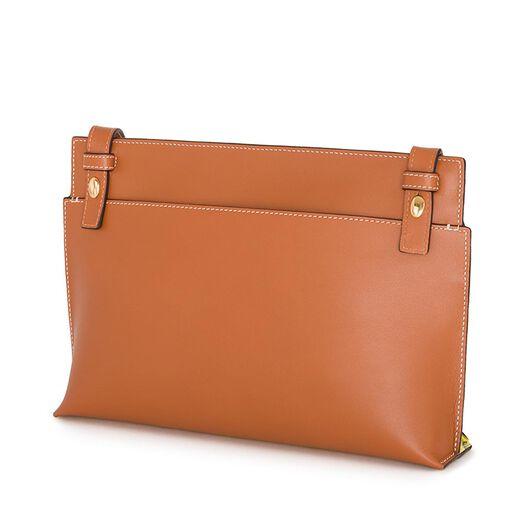LOEWE T Mini Bag Yellow/Tan all