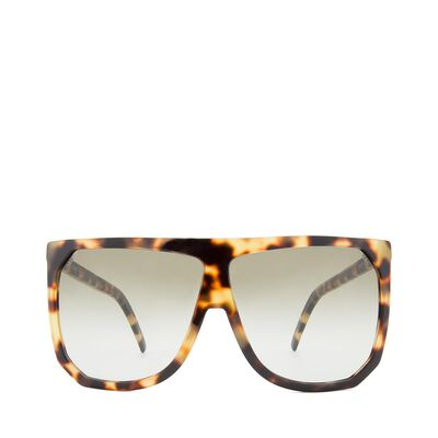 LOEWE Filipa Sunglasses Light Havana front