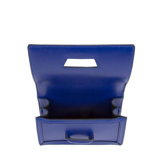 LOEWE Barcelona Small Bag Royal Blue all