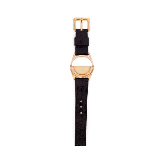 LOEWE Watch Bracelet Black all