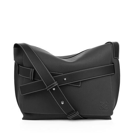 LOEWE Messenger Belt Small Bag Black all