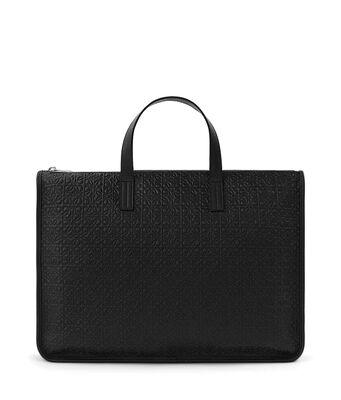 LOEWE Briefcase Black front