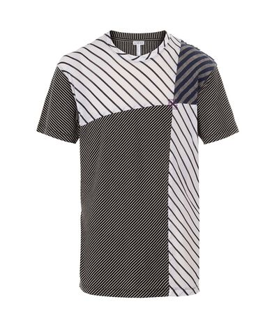Tshirt Patchwork Stripes
